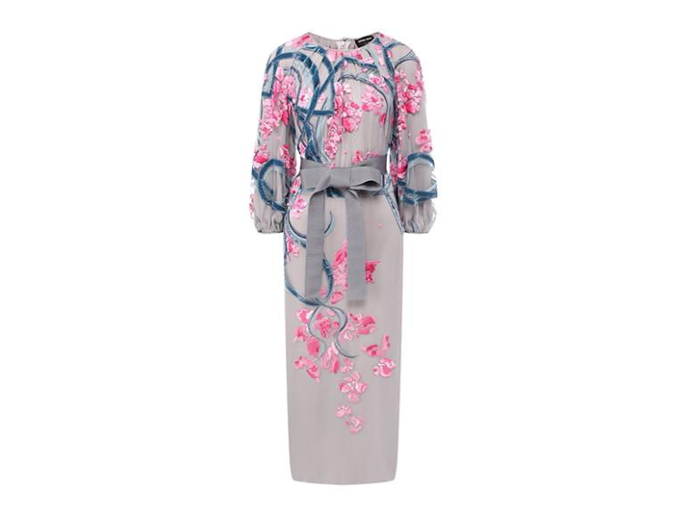 Платье Giorgio Armani, 359500 руб. (Третьяковский проезд)