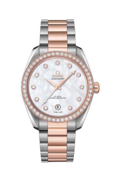 Часы The Seamaster Aqua Terra Ladies, Omega