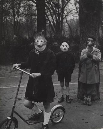 Аньес Варда. Марди Гра (Масленный вторник), 1953