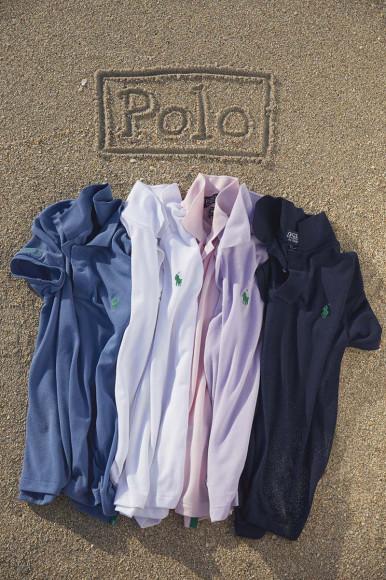 Коллекция рубашек поло из переработанных пластиковых бутылок Ralph Lauren Earth
