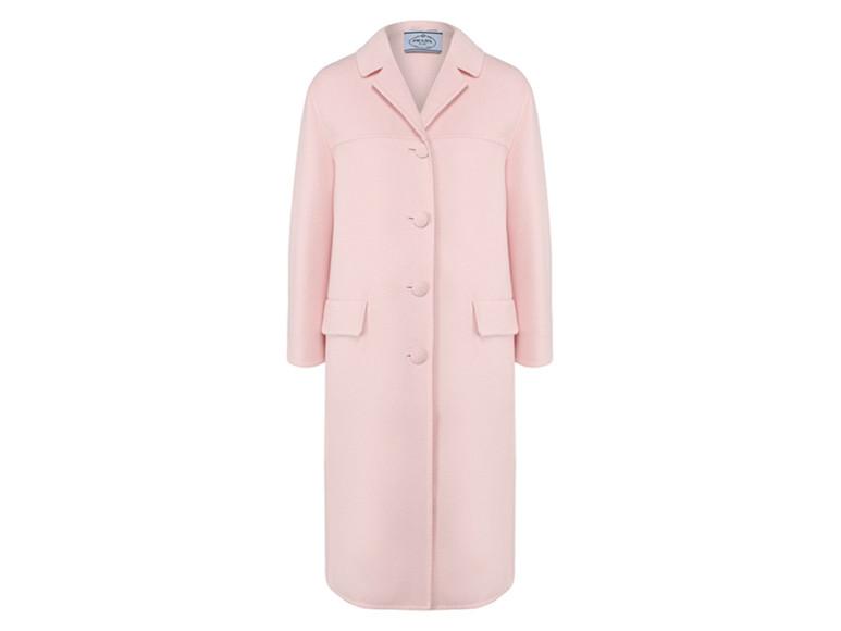 Пальто Prada, 206 000 руб. (tsum.ru)