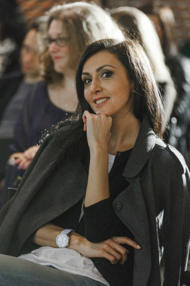 Гендиректор Роскино - Екатерина Мцитуридзе