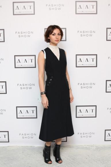 Шорена Джинали, управляющая, бутик Chrisitian Dior