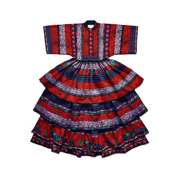 Платье, Kenzo Х H&M