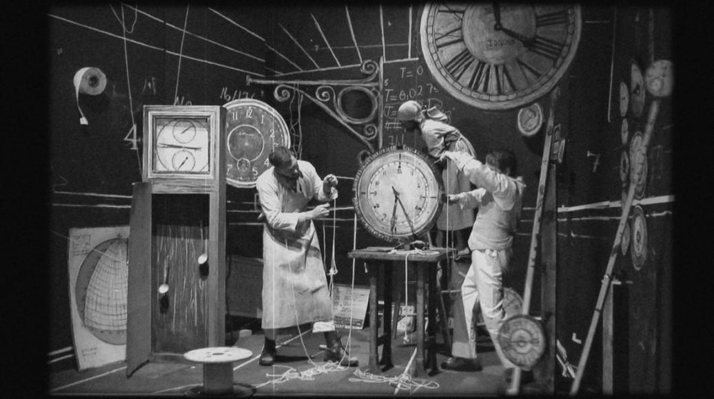 Уильям Кентридж. «The Refusal of Time», 2012 г.