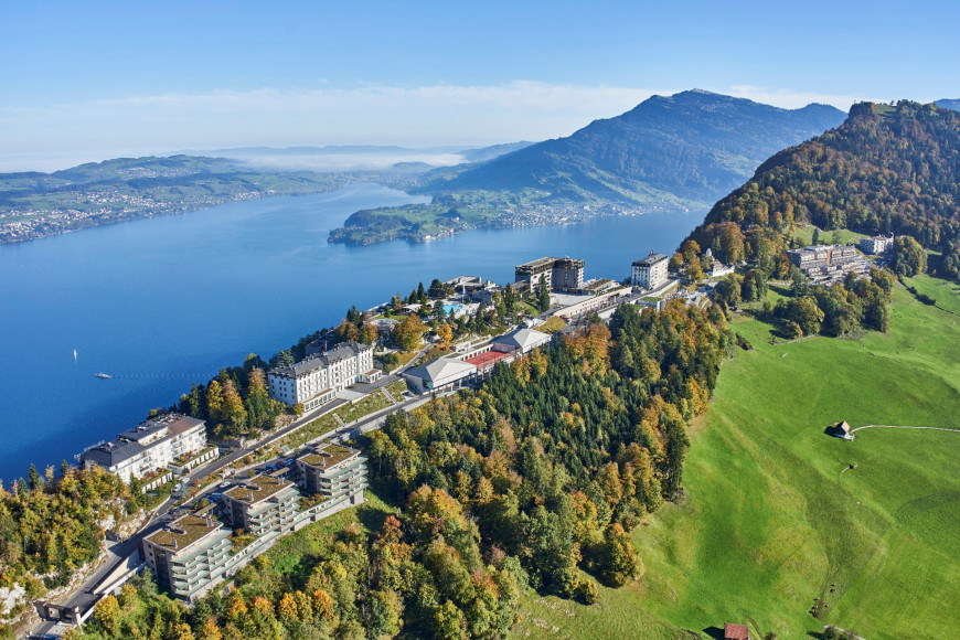 Курорт Bürgenstock Resort Lake Lucerne