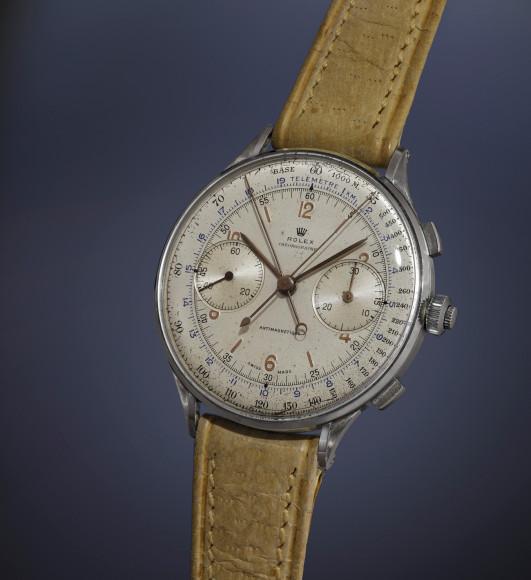Rolex Ref. 4113 — самые дорогие аукционные часы Rolex. Продано за CHF2 405 000 на аукционе Phillips.