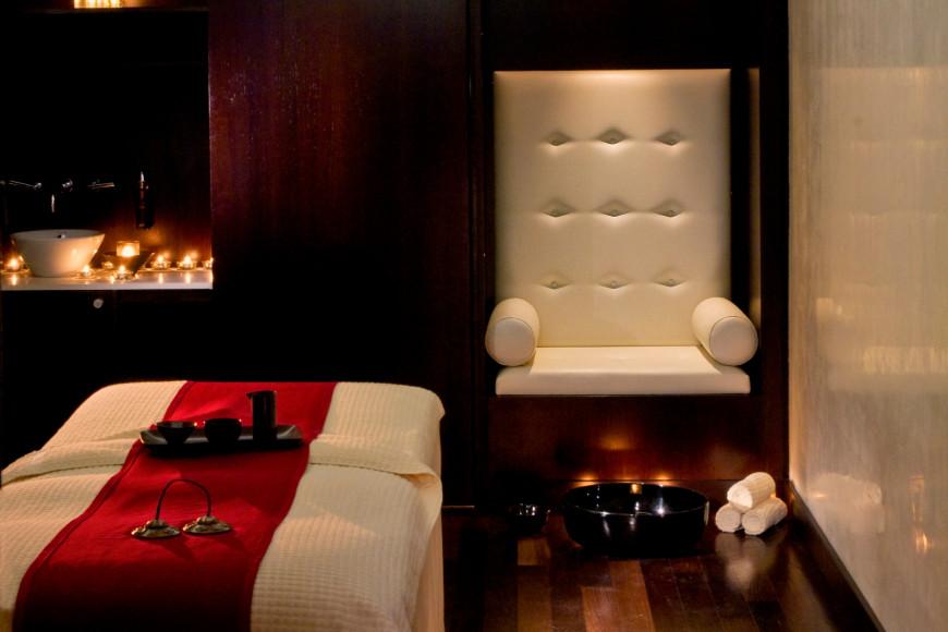 Комната для массажа, The Ritz-Carlton Spa Moscow