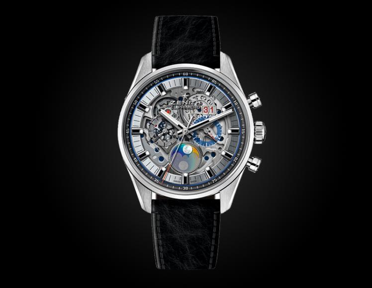 Chronomaster El Primero Grande Date Full Open, Zenith — ₽ 731 400