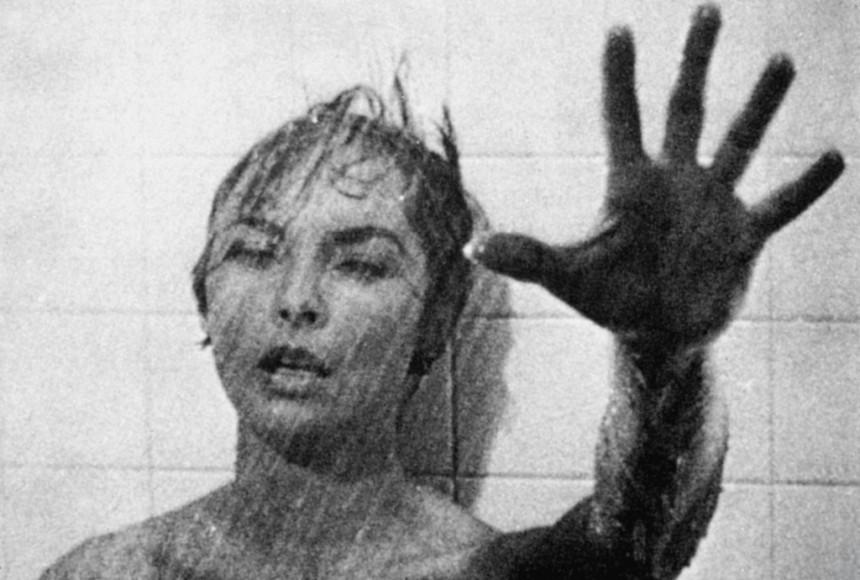Кадр из фильма «Психоз»