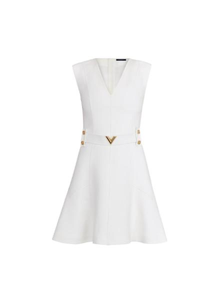 Платье Louis Vuitton, 225 000 руб. (ru.louisvuitton.com)