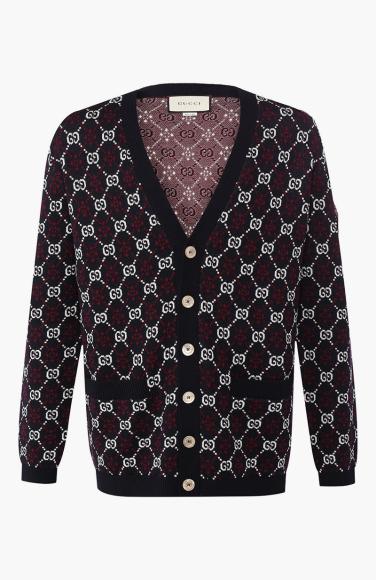 Кардиган Gucci (ЦУМ), 91 200 руб.