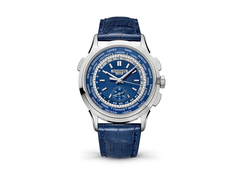Chronograph World Time, Patek Philippe