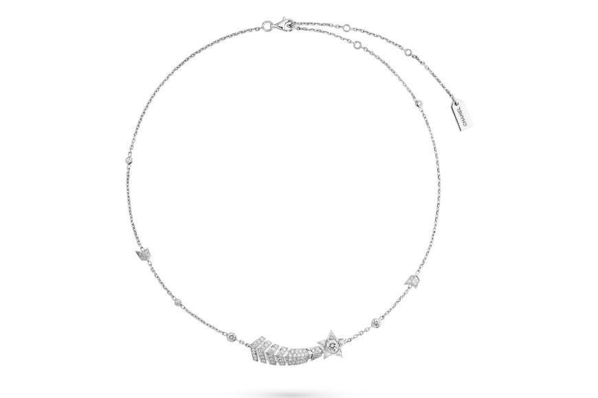 Подвеска The Icons of 1932, Chanel Fine Jewelry, 2020 год