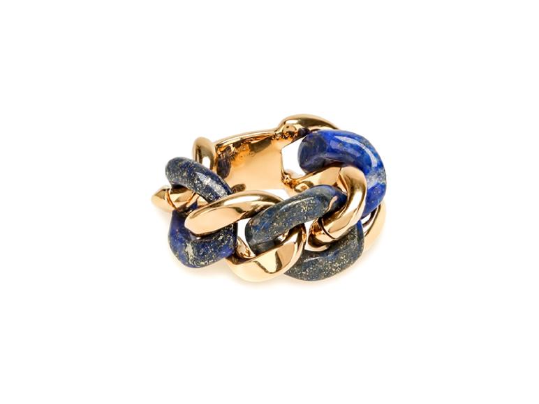 Кольцо Bottega Veneta, 54 550 руб. (Третьяковский проезд)