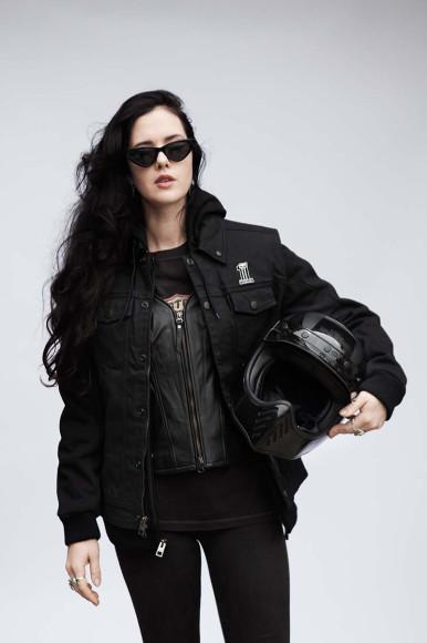 Коллекция одежды и аксессуаров Harley-Davidson