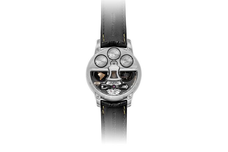 ЧасыCosmos Infinity Edition,Girard-Perregaux