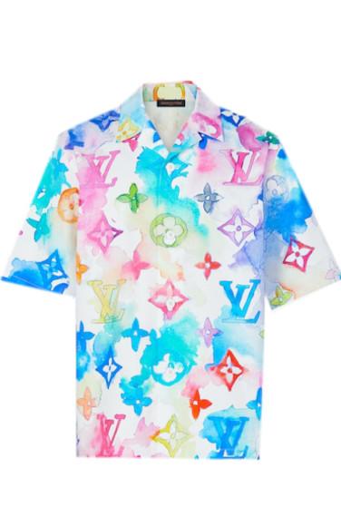 Мужская рубашка Louis Vuitton, 72 000 руб. (Louis Vuitton)