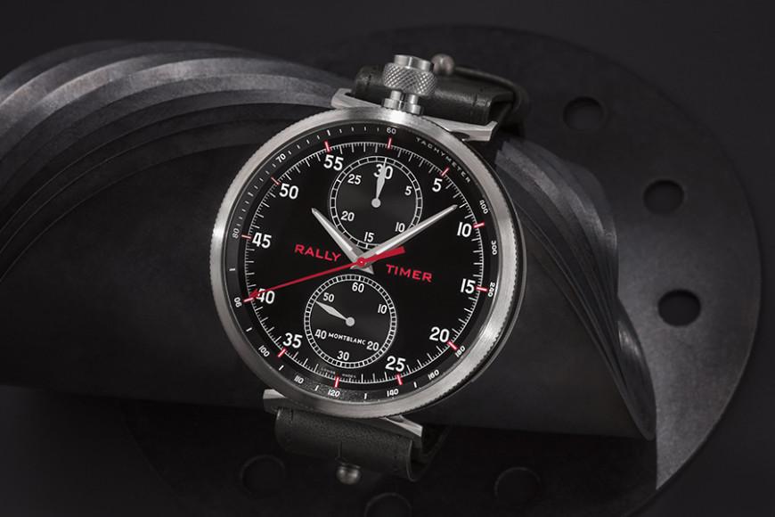 Модель из коллекции TimeWalker Rally Time Counter