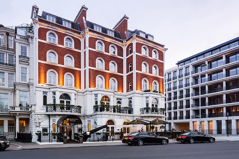 Отель Baglioni, Лондон
