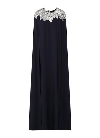 Платье Oscar de la Renta, 329 500 руб. (ЦУМ)