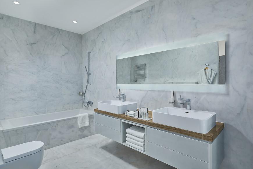 Ванная Corner Grand Apartment