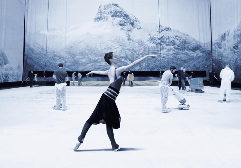 Кадр из фильма «Парижская опера»