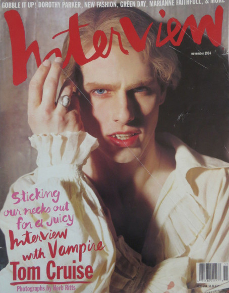 Том Круз, обложка 1994 года