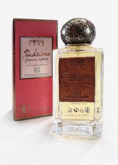 Парфюмированная вода Perdizione, Nobile 1942, Daniele Giovani, 8160 руб.