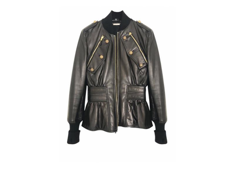Куртка Alexander McQueen, 50 000 руб.
