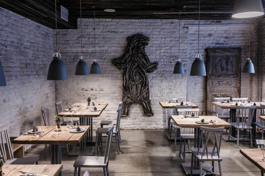 Ресторан Bjorn