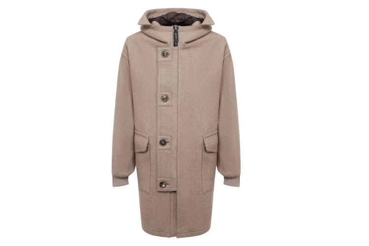Пальто Giorgio Armani, 536 500 руб. («Барвиха Luxury Village»)