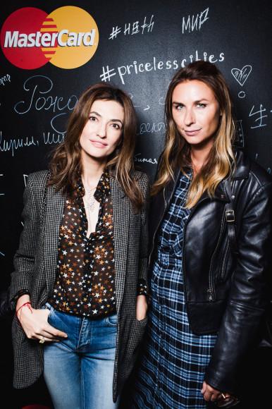 Снежана Георгиева и Алена Веледеева
