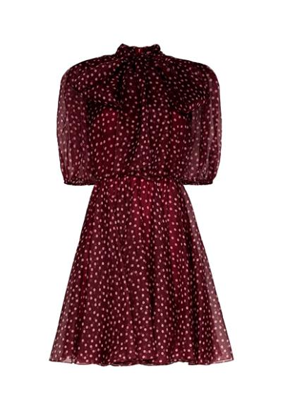 Платье Dolce & Gabbana, 140 000 руб. (farfetch.com)