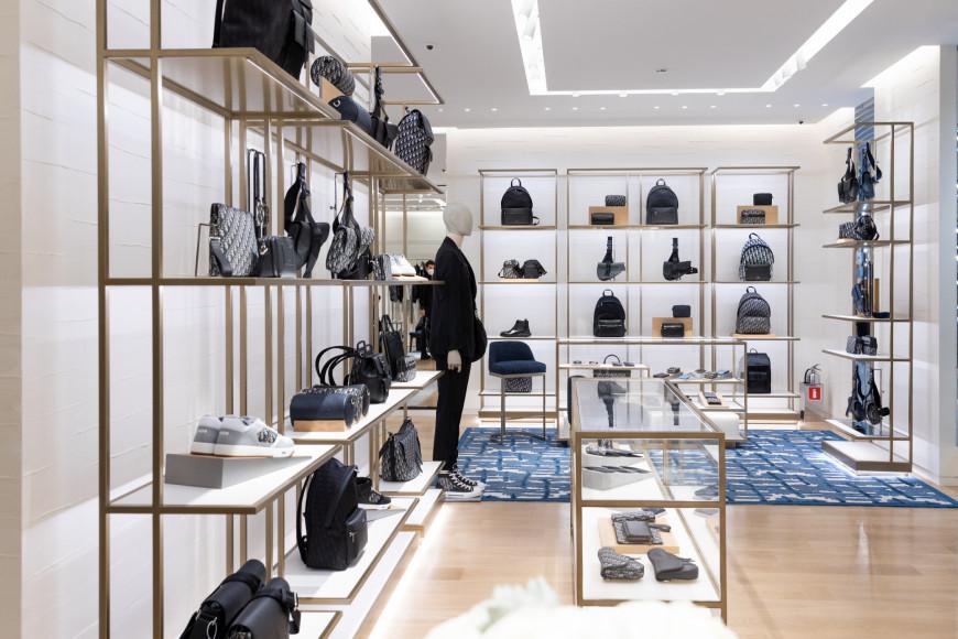 Бутик Dior Men вСтолешниковом переулке