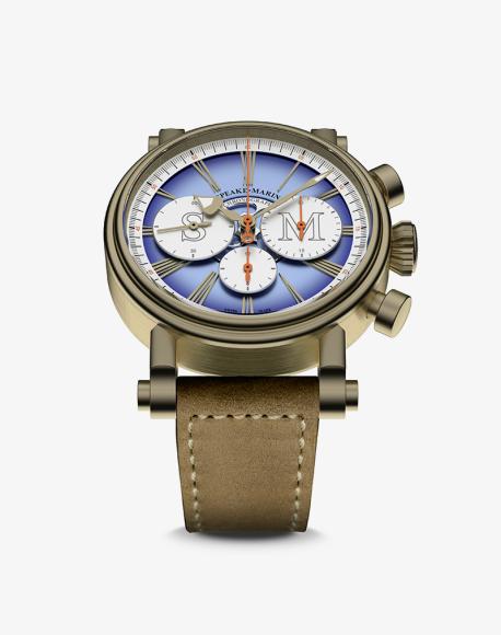 London Chronograph, Speake-Marin
