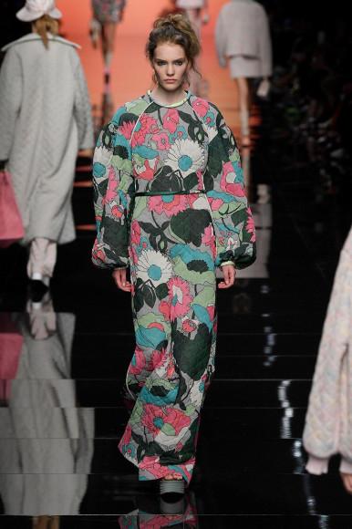 Коллекция Fendi сезона весна-лето 2020