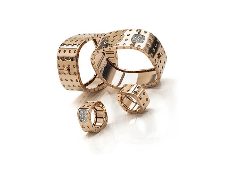 Браслеты и кольца Pois Moi, Roberto Coin