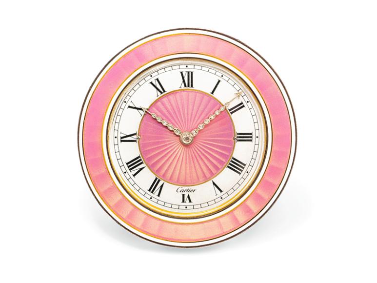 Часы в стиле Belle Epoque, 1911 год,эстимейт60-80 тыс. CHF