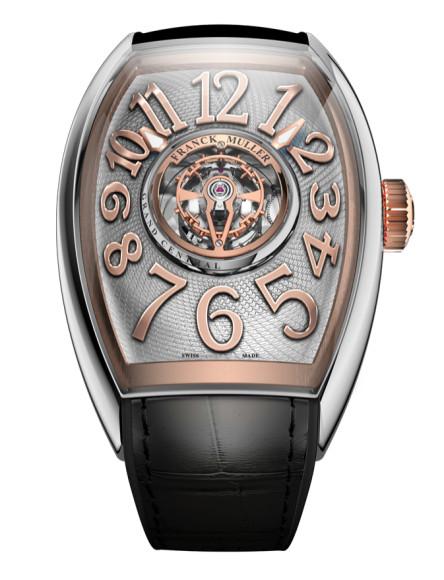 Часы Grand Central Tourbillon, Franck Muller