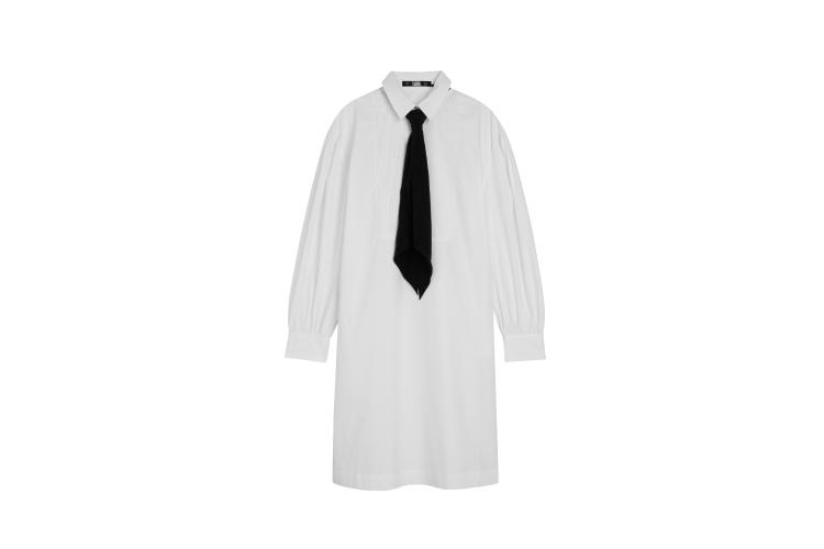 Платье Karl Lagerfeld, цена по запрос, (ТРЦ «Авиапарк»)