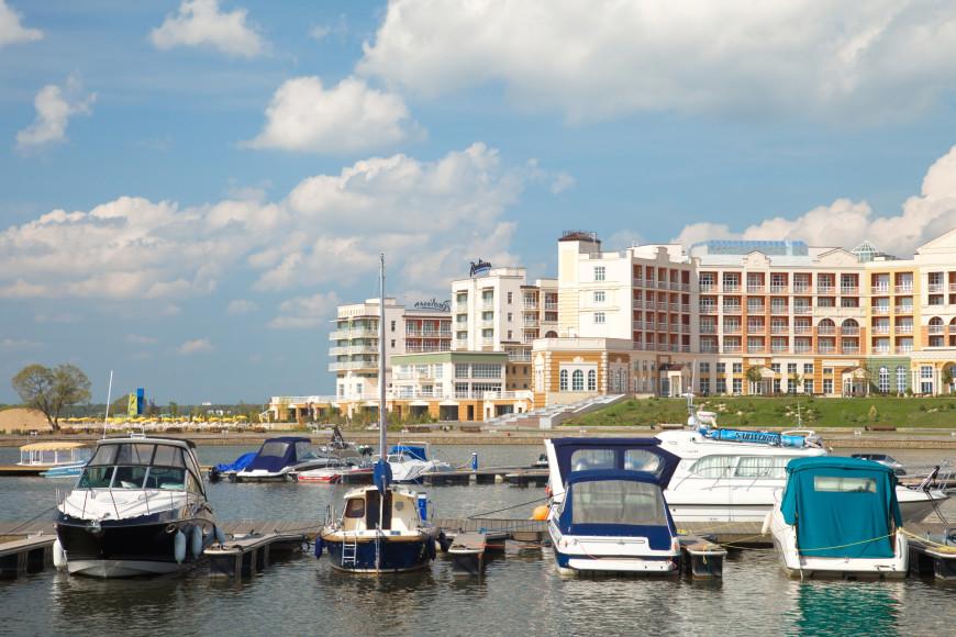Марина Radisson Resort & Residences, Zavidovo