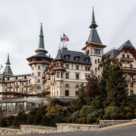 Отель The Dolder Grand
