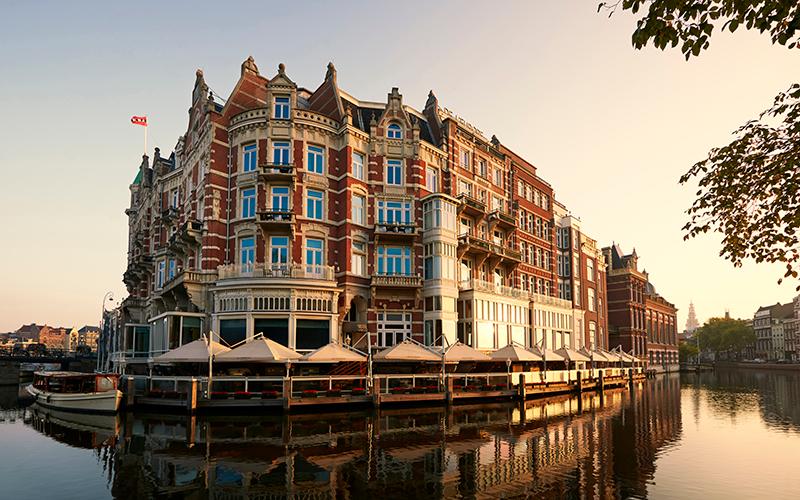 Отель De L'Europe Amsterdam