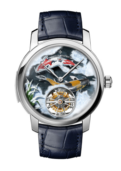 Les Cabinotiers Minute repeater Tourbillon - Four seasons, Winter