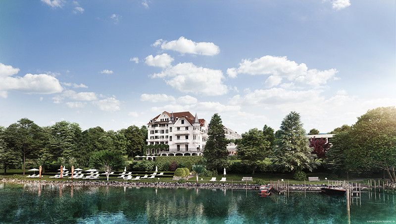 Отель Chenot Palace Weggis