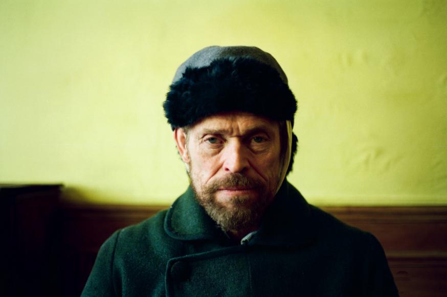 Кадры из фильма «Ван Гог: На пороге вечности»