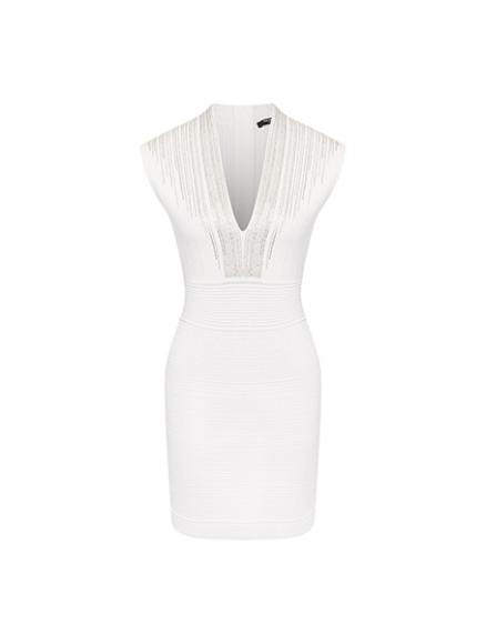 Платье Balmain, 221 500 руб. (tsum.ru)