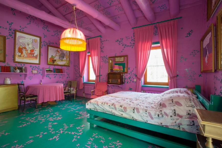 Комната, оформленная АндреемБильжо