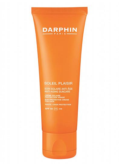 Антивозрастной солнцезащитный крем для тела Soleil Plaisir SPF 30, Darphin